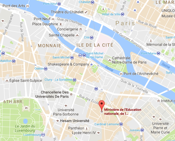 https://www.google.co.uk/maps/place/25+Rue+de+la+Montagne+Sainte+Genevi%C3%A8ve,+75005+Paris,+France/@48.8477086,2.346514,17z/data=!3m1!4b1!4m5!3m4!1s0x47e671e66fc737b9:0xa5a17ec945850545!8m2!3d48.8477051!4d2.3487027?hl=en
